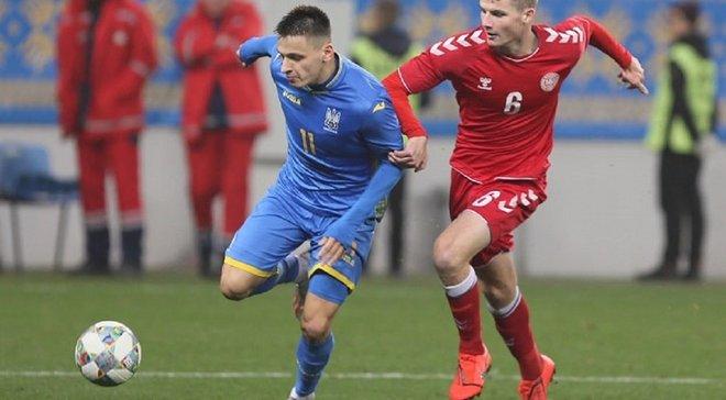 Украина U-21 в ярком матче проиграла Дании U-21: очередное фиаско Ротаня, провал центрбеков, Цитаишвили рвется в основу