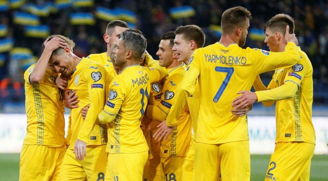 Украина – Эстония: прогноз на товарищеский матч
