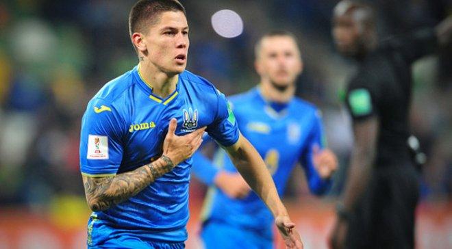 Шевченко оценил вероятность вызова Попова в сборную Украины