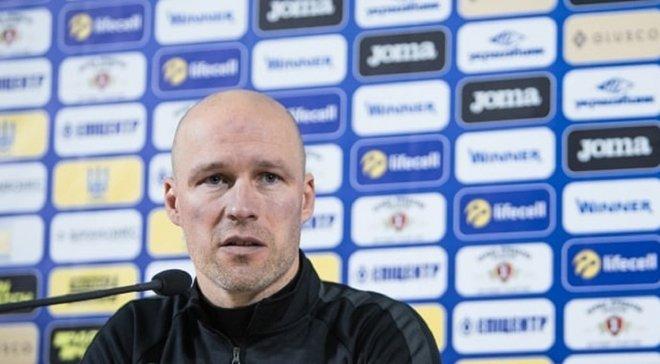 Дам шанс молоді, – тренер збірної Естонії не вірить у перемогу над Україною