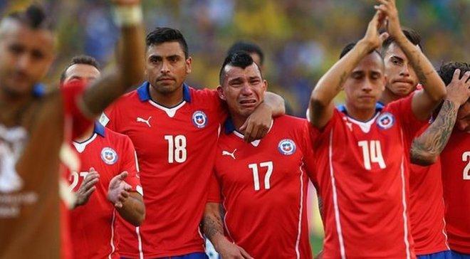 Збірна Чилі скасувала товариський матч з Перу через заворушення в країні