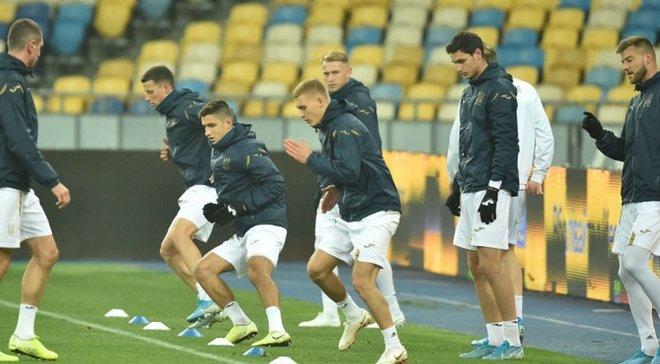 Главные новости футбола 13 ноября: сборные Украины удачно стартовали в отборе на Евро-2020, Вилья завершает карьеру