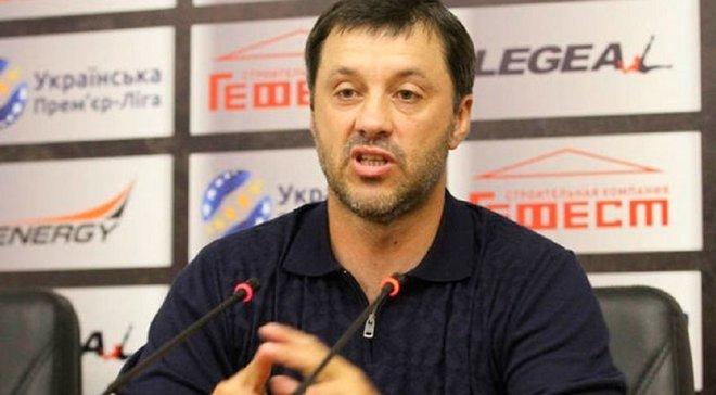 Вирт: Шевченко хочет обязательно выиграть поединок с Эстонией