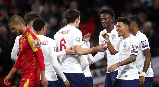 Англія, Чехія, Туреччина та Франція вийшли на Євро-2020, Португалія знищила Литву з хет-триком Роналду