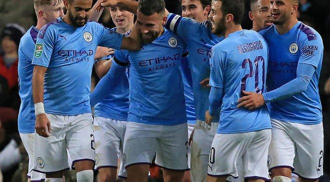 Манчестер Сити избежит дисквалификации из Лиги чемпионов вследствие нарушения финансового фэйр-плей