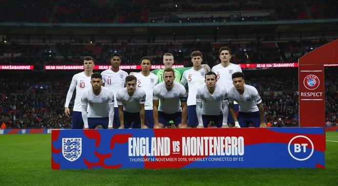 Збірна Англії проводить тисячний поєдинок на міжнародній арені