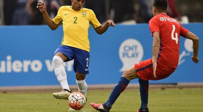 Захисник Шахтаря Додо дебютував за олімпійську збірну Бразилії