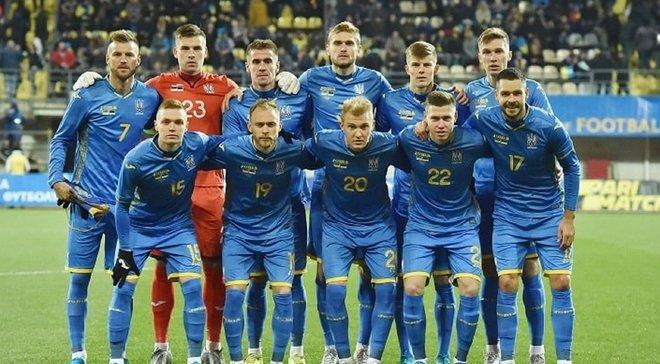 Украина – Эстония: Сидорчук осуществил мечту в товарищеском матче