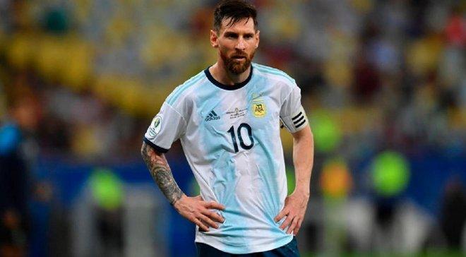 Мессі забив перший гол за збірну Аргентини після дискваліфікації