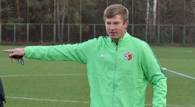 Максимов прокомментировал свое назначение главным тренером Ворсклы