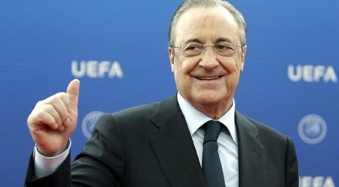 Флорентіно Переса обрали президентом Всесвітньої футбольної асоціації