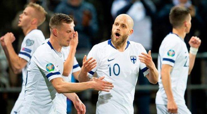 Історичний рекорд Пуккі у відеоогляді матчу Фінляндія – Ліхтенштейн – 3:0