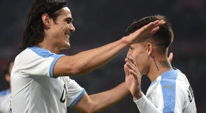 Венгрия потерпела поражение на открытии Пушкаш Арены – видеообзор матча против Уругвая