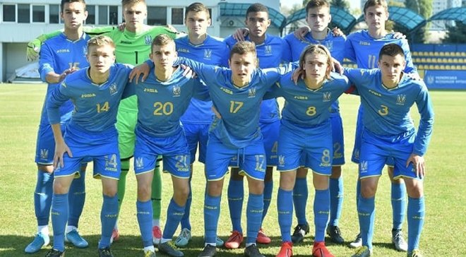 Відбір до Євро-2020 U-17: стартовий склад збірної України на матч проти Албанії – кістяк з футболістів Карпат і Шахтаря