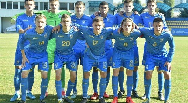 Отбор к Евро-2020 U-17: стартовый состав сборной Украины на матч против Албании – костяк из футболистов Карпат и Шахтера