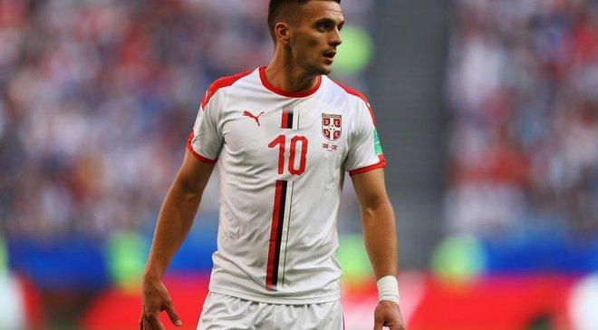 Сербия – Украина: Тадич верит в шанс своей команды выйти на Евро-2020