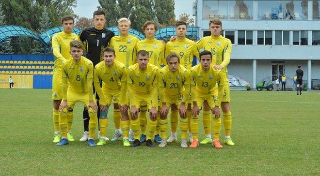 Збірна України розійшлась миром зі Словенією в рамках відбору на Євро-2020 U-19 – динамівець відзначився голом