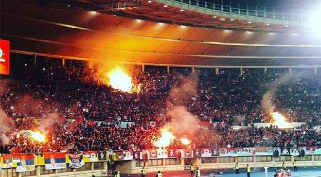 Сербія – Україна: господарі перед матчем з командою Шевченка остерігаються провокацій власних фанатів