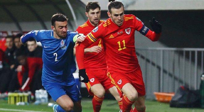 Важнейшая победа команды Гиггза в видеообзоре матча Азербайджан – Уэльс – 0:2