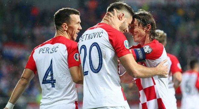 Хорватія – Словаччина – 3:1 – відео голів та огляд матчу