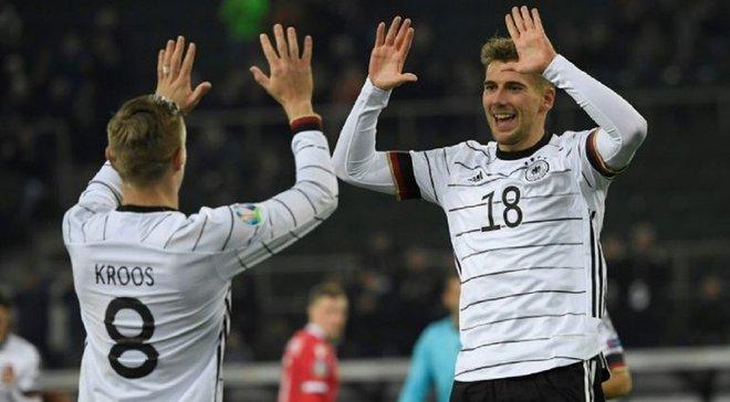 Германия – Беларусь – 4:0 – видео голов и обзор матча