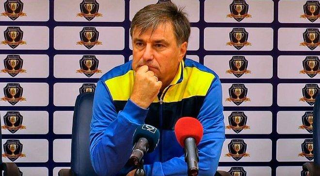 Федорчук пророкує Україні поразку в матчі проти Сербії