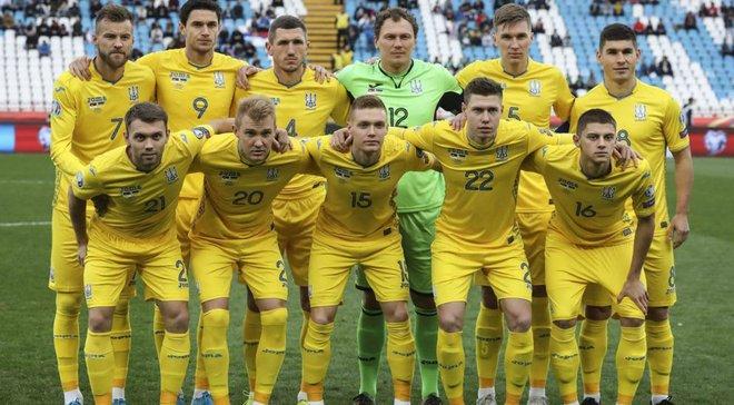 Збірна України вперше у своїй історії завершила календарний рік без поразок