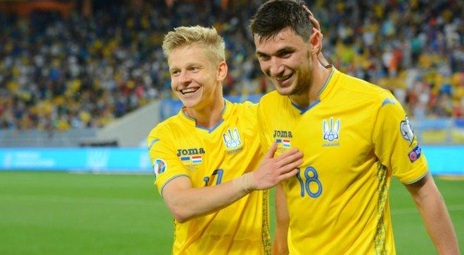Сербия – Украина: Зинченко чуть не сошел с ума после спасительного мяча Беседина