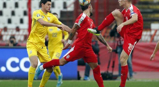 Сборная Украины может иметь проблемы на Евро с такой игрой, – Яремчук разочарован выступлением  против Сербии