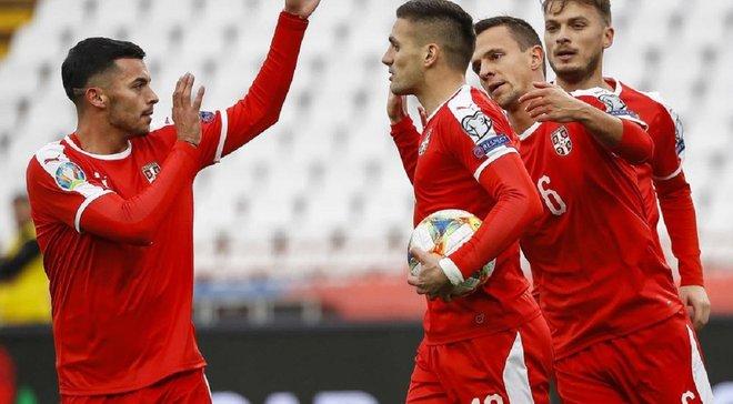 Тадіч: Збірна Сербії заслужила перемогу над Україною