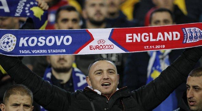 Косово – Англія: господарі влаштували британцям теплий прийом, дякуючи за допомогу у Косовській війні