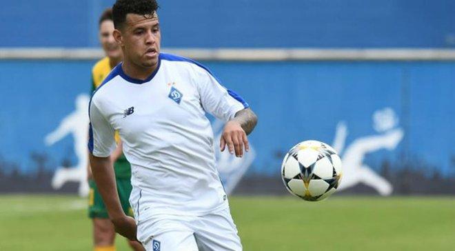 Динамо не получало предложений от Бенфики о трансфере Сидклея – защитником интересуются в Бразилии