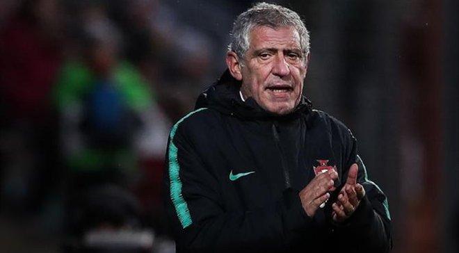 Сантуш вважає, що Португалія може захистити титул на Євро-2020