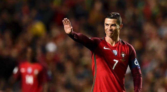 Роналду зізнався, що не вважає Португалію фаворитом Євро-2020