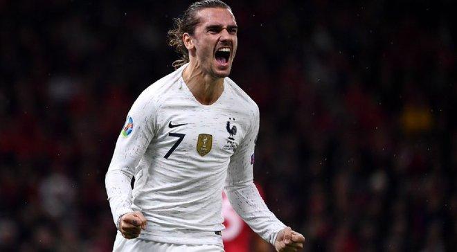 Відбір до Євро-2020: Франція здолала Албанію, Туреччина та Ісландія перемогли, Молдова посіла останнє місце в групі