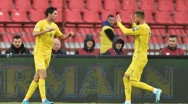 Евро-2020: сборная Украины провела лучший отборочный турнир в своей истории