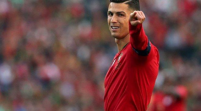 Роналду планує перевершити світовий рекорд за кількістю голів за збірну