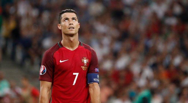 Роналду провів найрезультативніший рік у збірній
