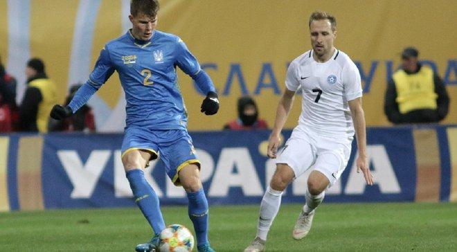 Соболь: Украине неважно, с кем играть на Евро-2020