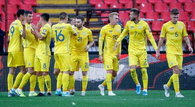 Буряк призвал сборную Украины не поддаваться эйфории, приведя пример команды России