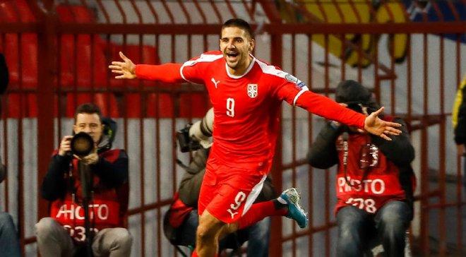 Мітровіч назвав випадковим гол Бєсєдіна у ворота Сербії