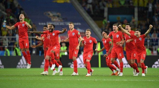 Англія була близькою до рекорду 111-річної давнини – забракло одного гола