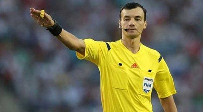 Украинская бригада арбитров назначена на один из ключевых матчей отбора к Евро-2020