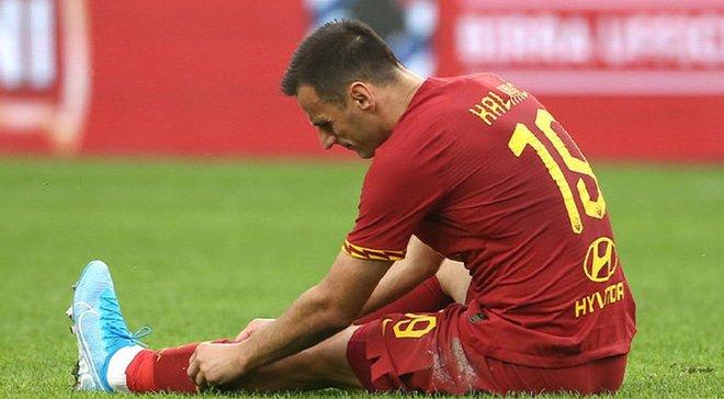 Калинич рискует досрочно вернуться из Ромы в Атлетико – итальянцы разочарованы игрой бывшей звезды Днепра
