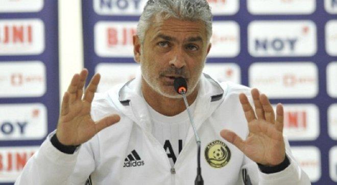Тренер сборной Армении готов уйти в отставку после позора в матче с Италией – его назначили две недели назад