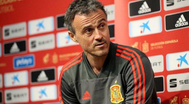 Луїс Енріке знову очолив збірну Іспанії