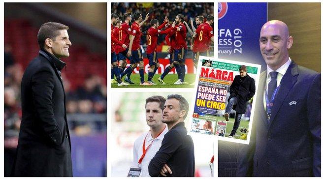 """Іспанія пережила ніч терору: велика зрада та шокуюча зміна тренера перед Євро-2020 як результат """"російського синдрому"""""""