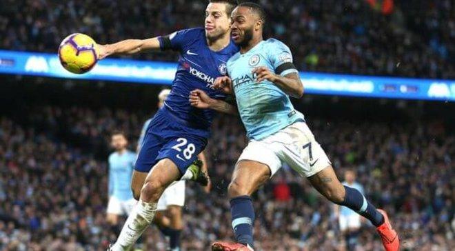 Манчестер Сіті – Челсі – 2:1 – відео голів та огляд матчу
