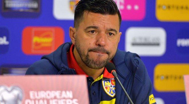 Тренер збірної Румунії подав у відставку після погрому від Іспанії