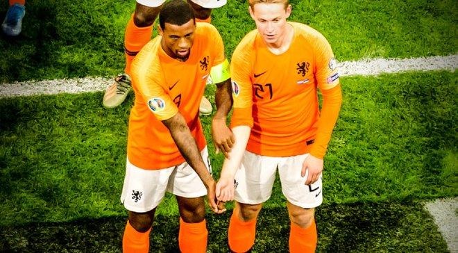 Уэльс вышел на Евро-2020 после победы над Венгрией, Нидерланды сыграют с Украиной в финальной части